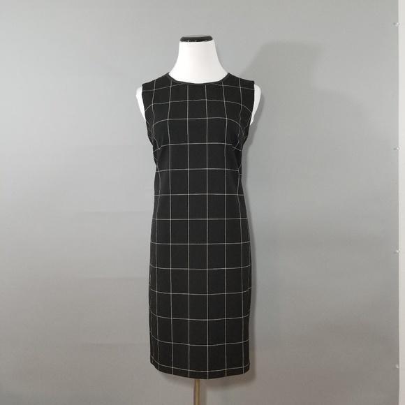 073ccca5 Lauren Ralph Lauren Dresses | Ralph Lauren Black White Tile Print ...